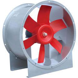 axial fan man